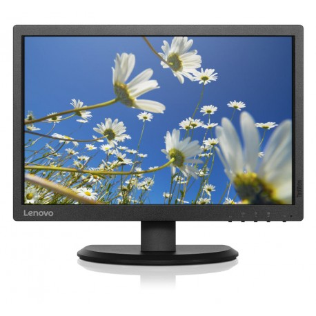 "Lenovo ThinkVision E2054, 19.5"" LED Backlit, 16:10, 1440 x 900, 178/178, 7ms, 250 cd/m2, 1000:1, VGA, 3 Years"