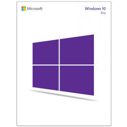 Microsoft Windows 10 Professional 32-bit/64-bit All Languages Online Product Key License 1 License Downloadable NR