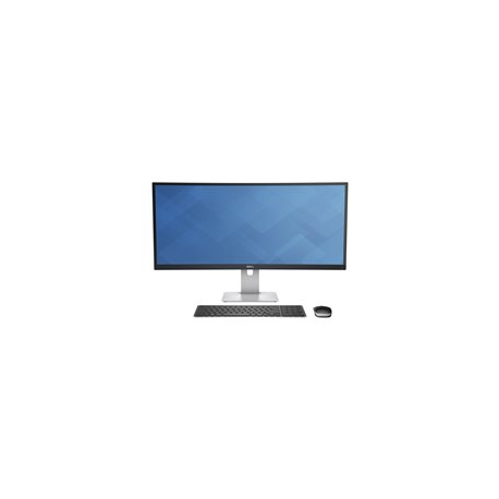 """Dell UltraSharp U3415W - LED monitor - curved - 34"""" - with 3-Years Advance Exchange Service"""