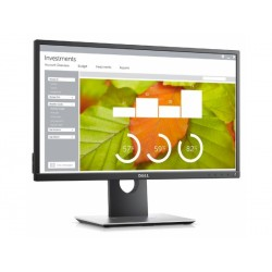 "DL MONITOR 23.8"" P2417H LED 1920x1080 BK"