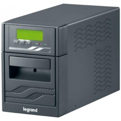 UPS Legrand Niky S Tower 1000VA/600W Line interactive, Single-phase, Protection RJ 11/RJ 45, LCD / 3 butoane, 3 leduri, sinusoid