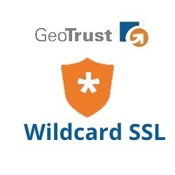 GeoTrust True BusinessID Multi-Domain Wildcard