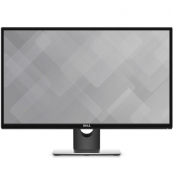 onitor LED DELL S-series SE2717H 27'', 1920x1080, 16:9, IPS, 1000:1, 178/178, 6ms, 300 cd/m2, VGA, HDMI, Speakers, Black