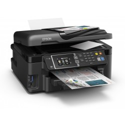 Epson L1455, Inkjet Printers, Consumer/Multi-fuction/Ink tank system, A3, 4 Ink Cartridges, MKYC, Print, Scan, Copy, Fax, Yes, T