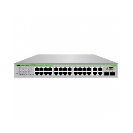 ATI SW 24  Port Fast Ethernet PoE WebSma
