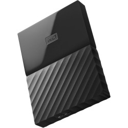 EHDD 1TB WD 2.5 MY PASSPORT BLACK