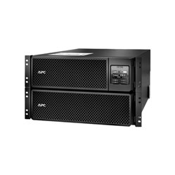 APC Smart-UPS SRT 10kVA/10kW, 230V, RM 6U, Double Conversion Online, Extended runtime model, card AP9631, 3 years warranty for U
