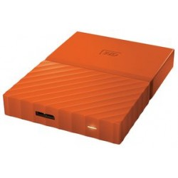 "EHDD 3TB WD 2.5"" MY PASSPORT ORANGE"