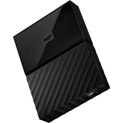 "EHDD 4TB WD 2.5"" MY PASSPORT BLACK"