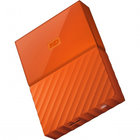 "EHDD 4TB WD 2.5"" MY PASSPORT ORANGE"