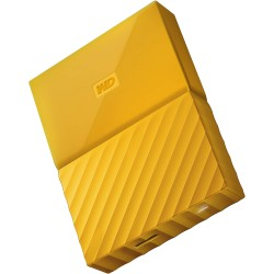 "EHDD 4TB WD 2.5"" MY PASSPORT YELLOW"