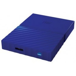 "EHDD 4TB WD 2.5"" MY PASSPORT BLUE"