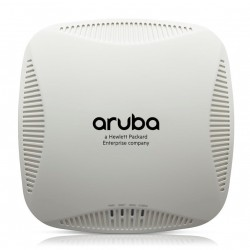 HPE Aruba AP-205 - Radio access point - Wi-Fi - Dual Band - in-ceiling