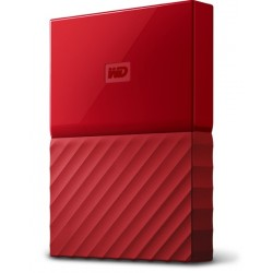 "EHDD 3TB WD 2.5"" MY PASSPORT RED"