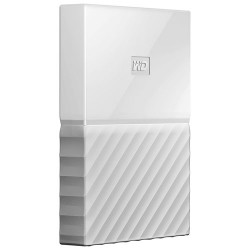 "EHDD 4TB WD 2.5"" MY PASSPORT WHITE"