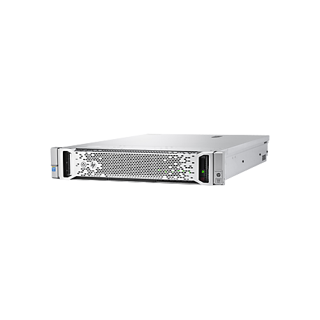 HPE ProLiant DL380 Gen9 Intel® Xeon® E5-2620v4 8-Core(2.10GHz 20MB) 16GB(1x16GB) PC4-2400T-R 2400MHz RDIMM 3x300GB(10k rpm) Hot