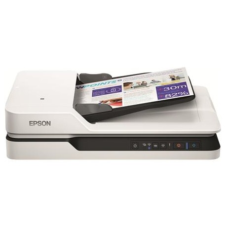EPSON DS-1660W A4 SCANNER