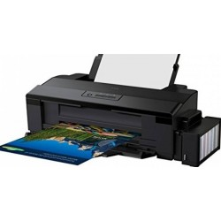 Epson L1800 ITS printer, Inkjet Printers, Consumer/Plain, A3+, 6 Ink Cartridges, KlCMCYlM, Manual, 5,760 x 1,440 dpi, 15 Pages/m