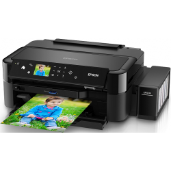 Epson L810, Inkjet Printers, Consumer/Plain, Letter, 6 Ink Cartridges, KlCMCYlM, Print, Manual, 5,760 x 1,440 dpi, 38 Pages/min