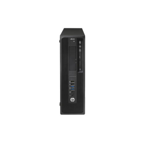 HP Z240 SFF, Intel Core i7-6700, 16GB DDR4 nECC(2x8GB), Intel HD Graphics ,1TB 7200 RPM SATA 8GB SSHD, DVD-RW, SD Card Reader, U