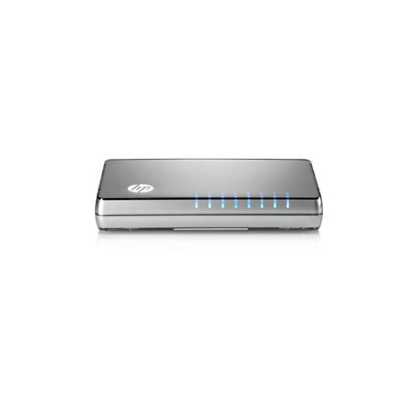 HPE OfficeConnect 1405 8G v3 Switch Unmanaged 8 x RJ45 autosensing 10/100/1000 ports 3 Year Warranty