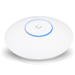 Ubiquiti UniFi AP, 802.11ac HD Access Point - 2.4/5.0GHz: 4x4 MIMO, 800/1733 Mbps, 500+ users, 2x GbE LAN