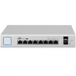 UBNT US-8-60W UNIFI MANAGED GB SWITCH