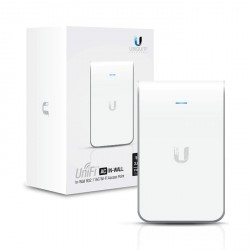 UBNT UNIFI UAP AC IW IN-WALL ACCESSPOINT