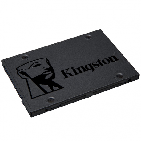 Kingston SSD 480GB A400 SATA3 2.5 SSD (7mm height), TBW 160TB, EAN: 740617263442