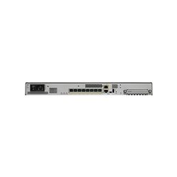 Cisco ASA 5508-X with FirePOWER Services - Security appliance - 8 ports - GigE - 1U - rack-mountable