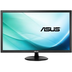 "Monitor 21.5"" ASUS VP228DE, FHD, TN, 16:9, 1920*1080, 60hz, WLED, 5 ms, 200 cd/m2, 90/65, 100M:1, Low Blue Light, Flicker Free,"