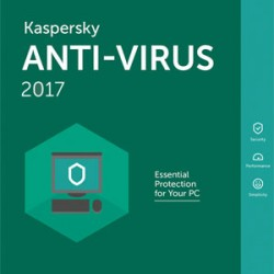 Kaspersky Anti-Virus European Edition