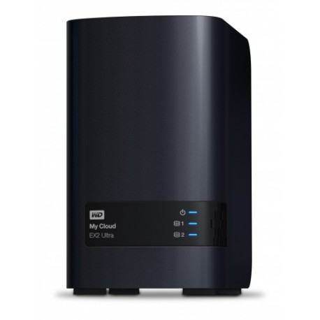 NAS 16TB WD MY CLOUD EX2 ULTRA