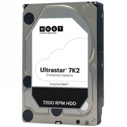 HDD Server HGST Ultrastar 7K2 (3.5'', 1TB, 128MB, 7200 RPM, SATA 6Gb/s) SKU: 1W10001