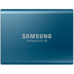 Samsung SSD External T5 500GB 540 MB/s USB 3.1, 3 yrs EAN: 8806088888514