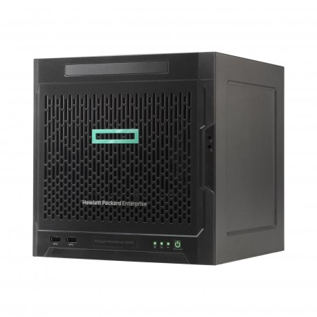 HPE ProLiant MicroServer Gen10 Entry - ultra micro tower - Opteron X3216 1.6 GHz - 8 GB