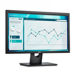 "Monitor LED DELL E-series E2218HN 21.5"", 1920x1080, 16:9, TN, 1000:1, 160/170, 5ms, 250 cd/m2, VESA, VGA, HDMI, Black"