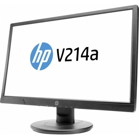 "HP V214a 20.7"",AG, 1920x1080, 600:1, 16:9, 90° horizontal/65° vertical, 200 cd/m2, 5ms, 1xHDMI 1.4, 1xVGA, 1yw"