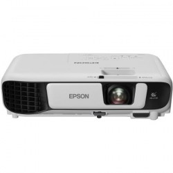 Epson EB-W42, Projectors, Mobile, WXGA, 1280 x 800, 16:10, HD ready, 3,600 lumen- 2,235 lumen (economy) In accordance with IDMS1
