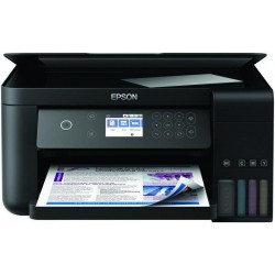 Epson L6160, Inkjet Printers, Multi-fuction/Ink tank system, C4 (Envelope), 4 Ink Cartridges, KCYM, Print, Scan, Copy, Yes, 4,80