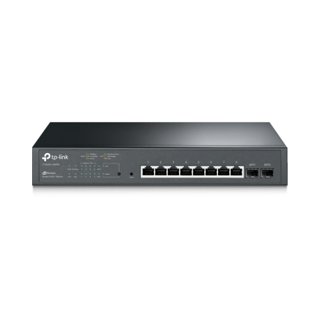 TL JETSTREAM 8-PORT GIGABIT SMART POE+