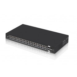 Ubiquiti EdgeSwitch ES-48-LITE - Switch - L3 - Managed - 48 x 10/100/1000 + 2 x Gigabit SFP / 10 Gigabit SFP+ + 2 x SFP - rack-m