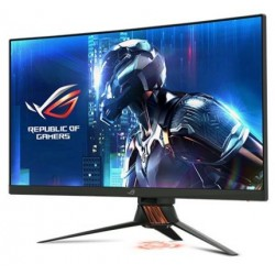 "Monitor 27"" ASUS PG27VQ, WQHD, Curved, Gaming, TN, 16:9, 2560*1440, up to 165Hz, WLED, 1 ms, 400 cd/m2, 170/160, 1.000:1, AuraS"