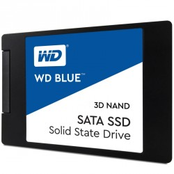 "SSD WD Blue (2.5"", 250GB, SATA III 6 Gb/s, 3D NAND Read/Write: 550 / 525 MB/sec, Random Read/Write IOPS 95K/81K)"