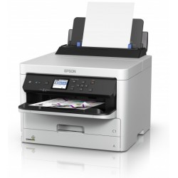 WorkForce Pro WF-C5210DW, Inkjet Printers, Business Inkjet/Business, C4 (Envelope), 4 Ink Cartridges, KCYM, Print, Yes, Touchscr