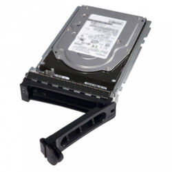 600GB 10K RPM SAS 12Gbps 512n 2.5in Hot-plug Hard Drive, 3.5in HYB CARR,CK