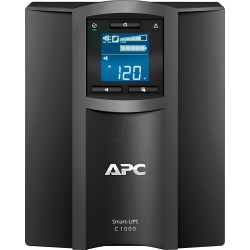 APC SMART-UPS C 1000VA TOWER w Smart Con