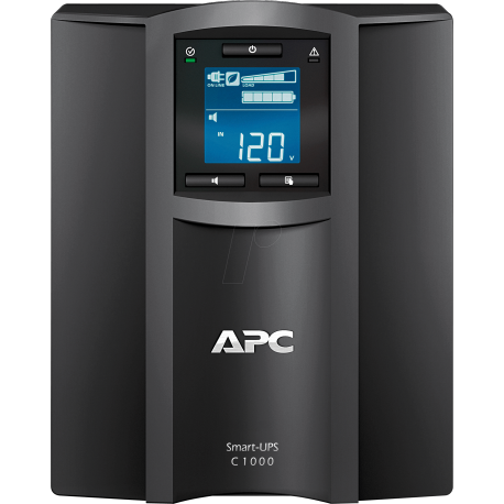 APC Smart-UPS C 1000VA / 600W  LCD 230V with SmartConnect