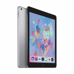 Apple 9.7-inch iPad Wi-Fi - 6th generation - tablet - 128 GB - 9.7""