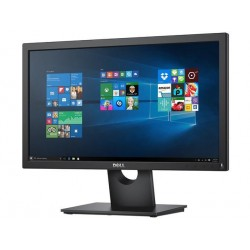Dell 20 Monitor E2016HV 49.4 19.5 BlacK